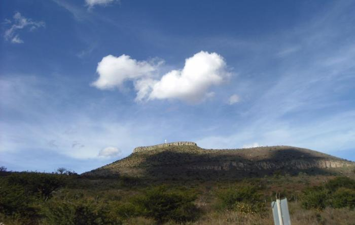 Bei Zacatecas