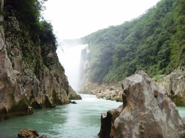 Cascadas de Tamul