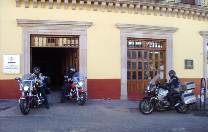 Hotel La Finca del Minero Zacatecas