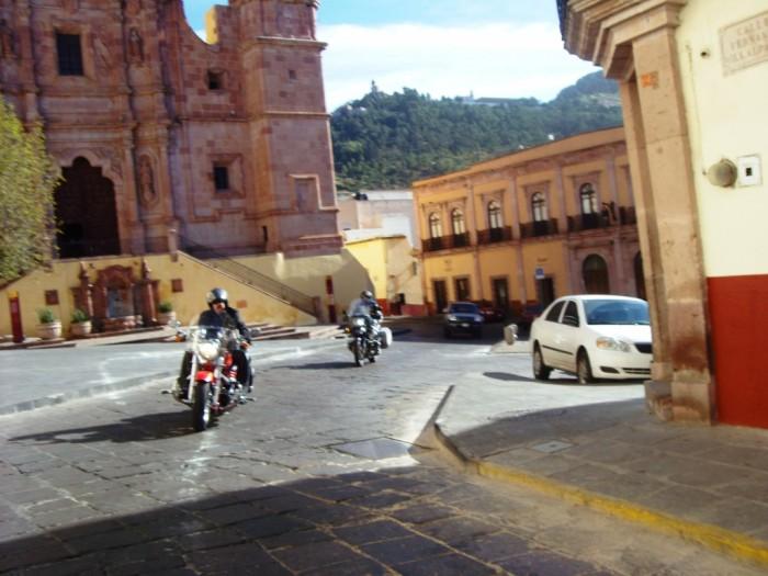 Zacatecas Adiós