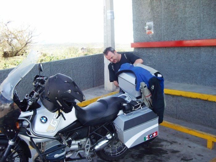 Charly und seine BMW