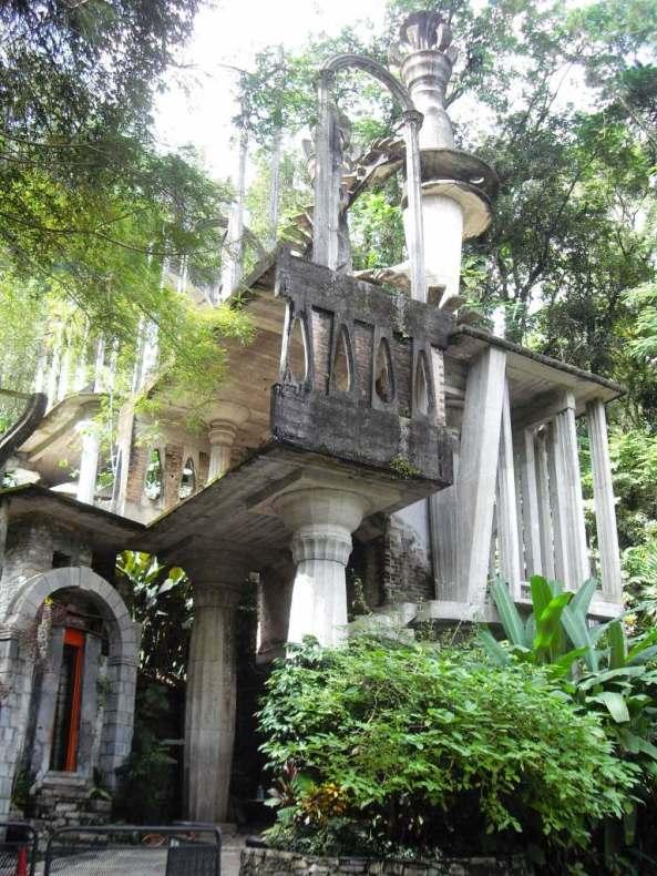 Eingang zu den Pozas de Xilitla