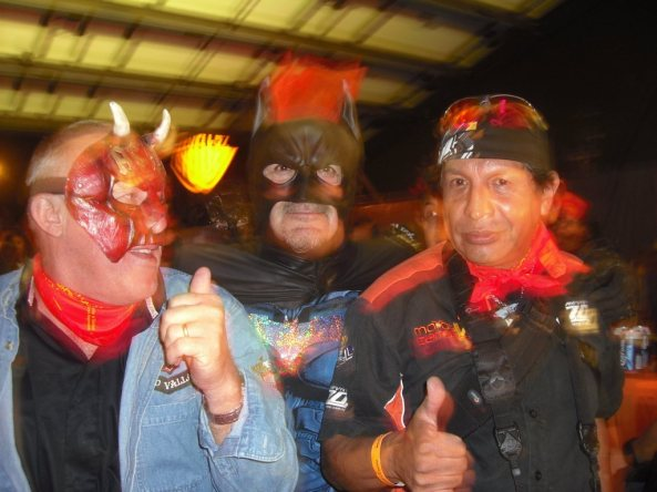 Harley Treffen, Helloween