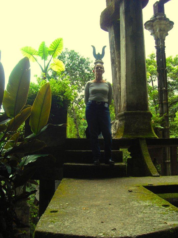 Las Pozas de Xilitla, Skulptur