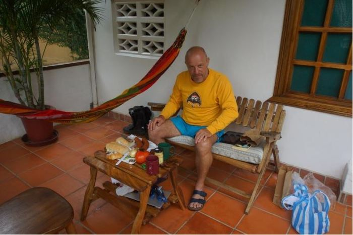 Costa Rica 5 Frühstück