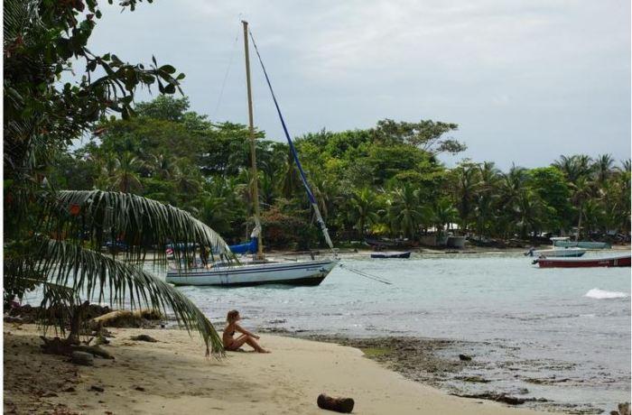 Costa Rica 7 Puerto Viejo Strand