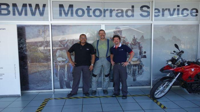 Costa Rica - BMW Motorrad Service San José