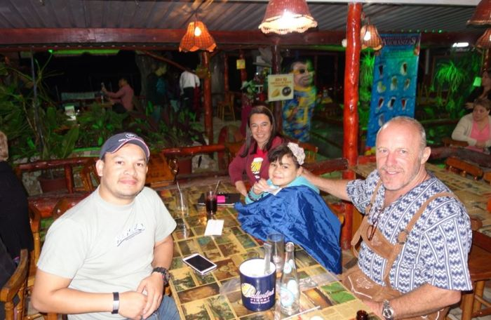 Costa Rica - Restaurant
