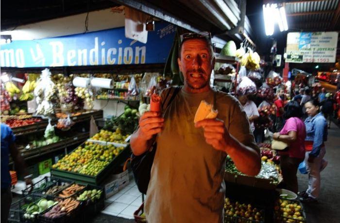 Costa Rica - San José Markt