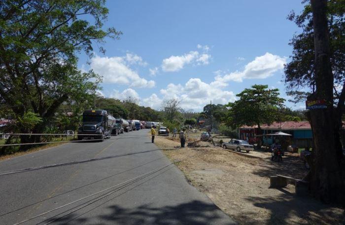 Costa Rica - Stau