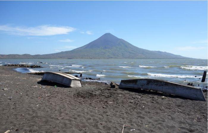 Nic  Am Managua-See