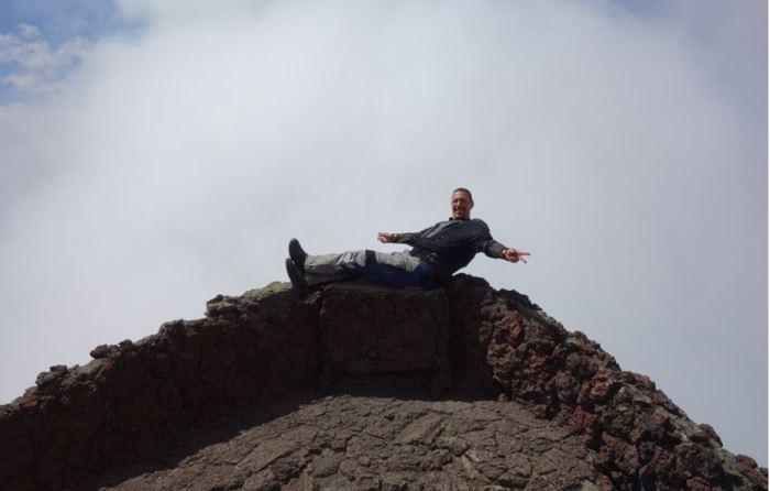Nic Nic 16 Vulkan Masaya