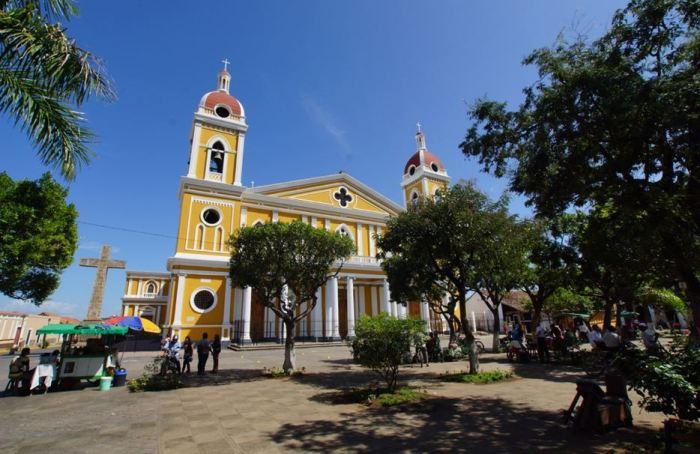 Nic18 Granada, Stadtzentrum