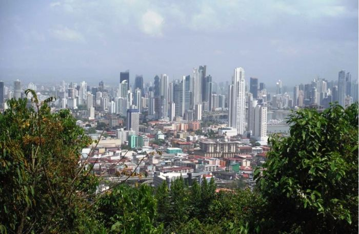 Pan 17 Panama City Panorama
