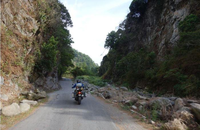 Panama 22 Vulkan-Landschaft