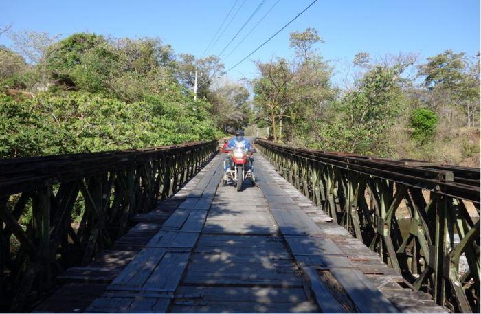 Panama 26 Brücke