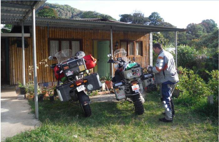 Panama 5 Unterkunft in Boquete