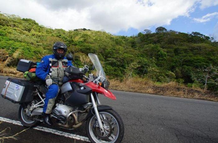 Panama 9 unterwegs auf der Panamericana