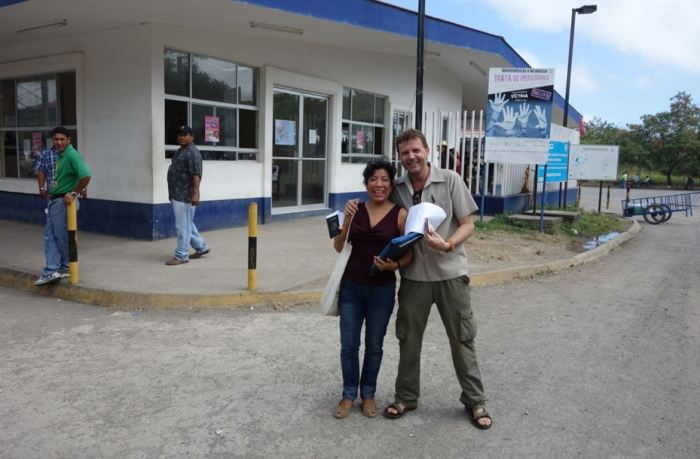 Zoll Nicaragua