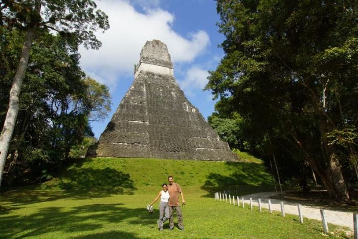 10 Tikal
