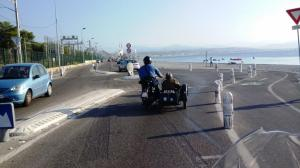 BMW-Seitenwagen-Motorrad, Kriegsmodell