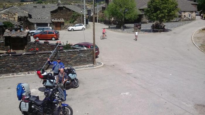 Gebirgsflair, Segovia - Laguardia