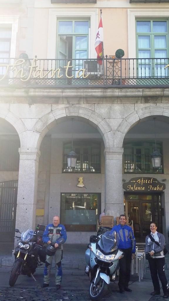 Hotel Infanta Isabel, Segovia