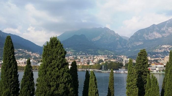 Lecco am Lago di Lecco