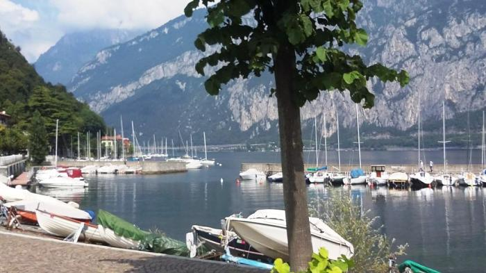 Lecco am See
