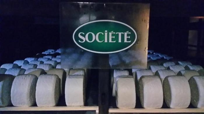 Roquefort Société, Käselaibe