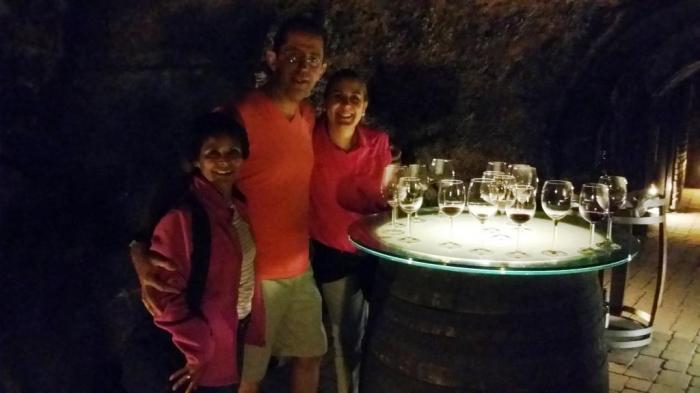 Weinprobe, Rioja