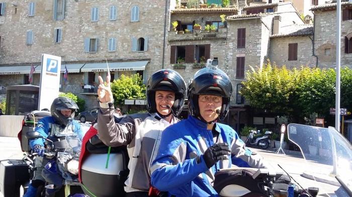 Ab nach Rom