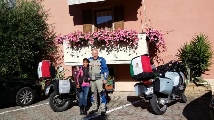 Abreise Gardasee