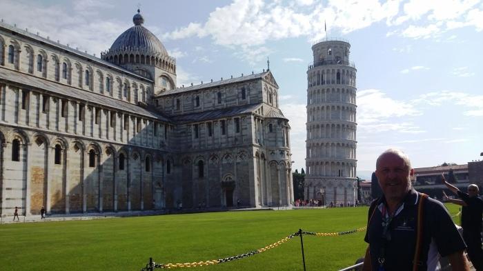 der Turm von Pisa