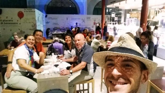 Mercado Centrale Florenz