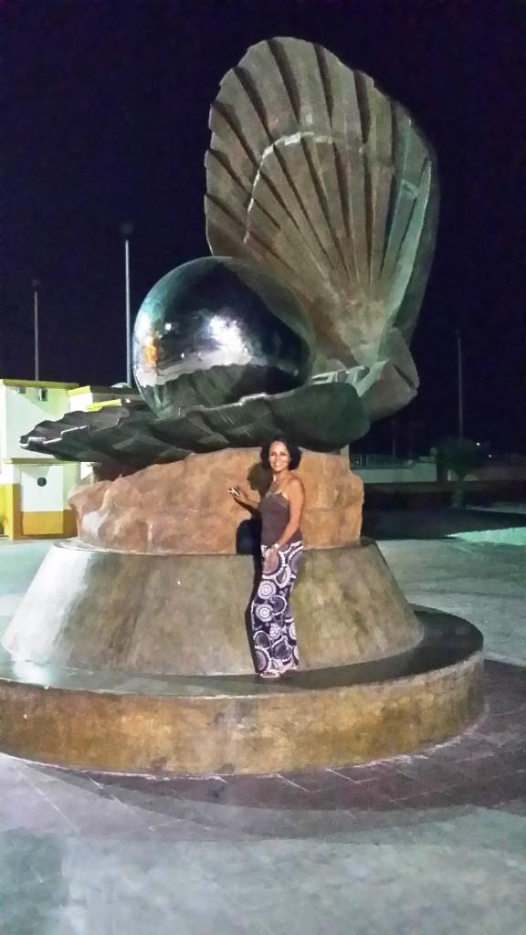 Malecon La Paz - Irma