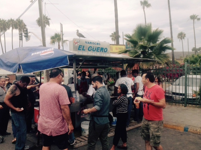 Mariscos El Güero Ensenada