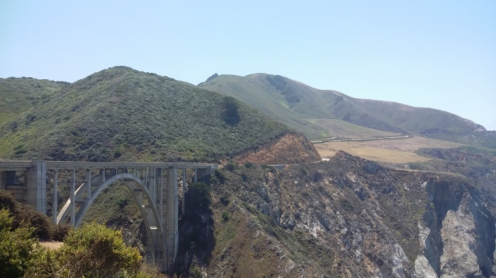 Sieht aus wie unsere Brücke vor San Sebastian