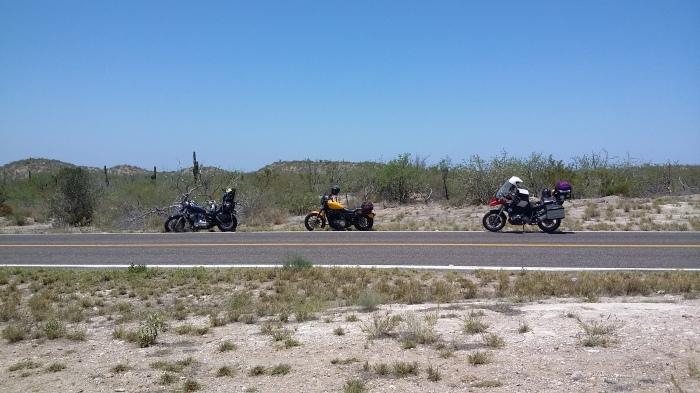 die letzten Fotos von der Baja